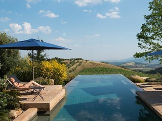 8 bedroom Villa in Collacchia, Tuscany, Italy : ref 5247657