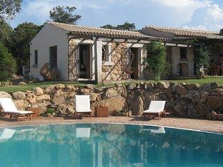 5 bedroom Villa in Porto Cervo, Sardinia, Italy : ref 5248020