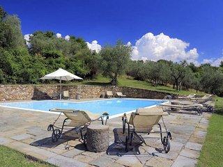 4 bedroom Villa in Calzaiolo, Tuscany, Italy : ref 5247613