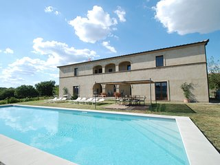5 bedroom Villa in Villa Montesoli, Tuscany, Italy - 5247790