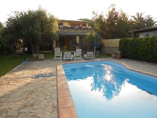 4 bedroom Villa in Pirri, Sardinia, Italy : ref 5248062