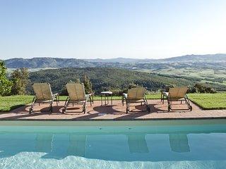 4 bedroom Villa in Il Castagno, Tuscany, Italy : ref 5247767