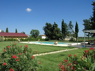 2 bedroom Apartment in Braccagni, Tuscany, Italy : ref 5247647