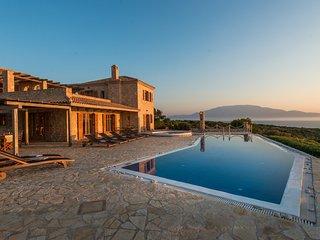 6 bedroom Villa in Korithi, Ionian Islands, Greece : ref 5248733