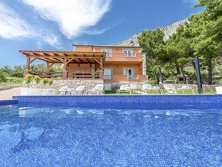 5 bedroom Villa in Celina, Splitsko-Dalmatinska Zupanija, Croatia : ref 5639528