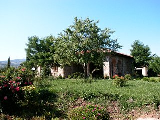 3 bedroom Villa in Castel del Piano, Tuscany, Italy : ref 5247925