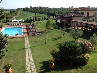 17 bedroom Villa in Ranciano, Umbria, Italy : ref 5247504