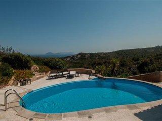 5 bedroom Villa in Abbiadori, Sardinia, Italy : ref 5343685