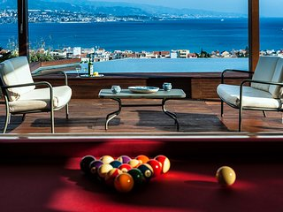 4 bedroom Villa in Sant'Agata, Sicily, Italy : ref 5639313