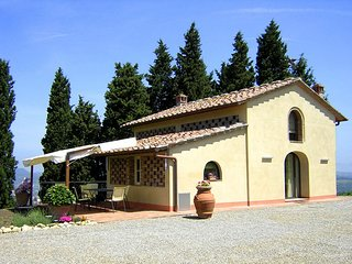 2 bedroom Villa in Sammontana, Tuscany, Italy - 5247625
