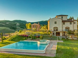 6 bedroom Villa in Iano, Tuscany, Italy : ref 5639514