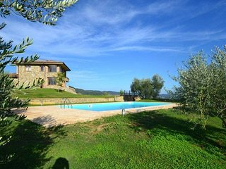 4 bedroom Villa in Grotte di Castro, Latium, Italy : ref 5248403