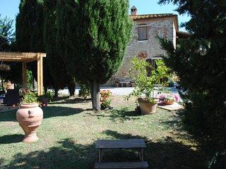 5 bedroom Villa in San Martino sul Fiora, Tuscany, Italy : ref 5639796