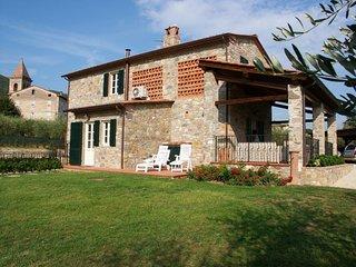 4 bedroom Villa in Colle di Compito, Tuscany, Italy : ref 5310857