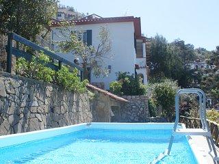 4 bedroom Villa in Conca Verde, Campania, Italy : ref 5248213