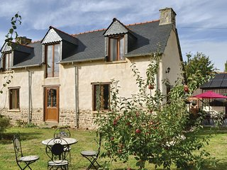 2 bedroom Villa in La Trinite-Porhoet, Brittany, France : ref 5535676