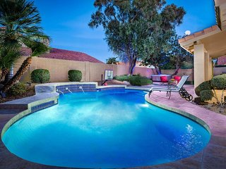 NEW LISTING! Spacious, upscale home w/pool, hot tub-near attractions & dining