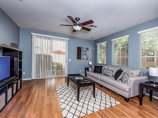 NEW LISTING! Dog-friendly home w/full kitchen, furnished patio, & a shared pool