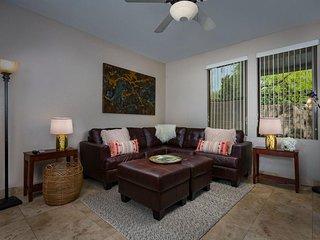 NEW LISTING! Dog-friendly, garden-level condo w/patio, shared pool & hot tub