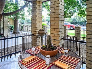 NEW LISTING! Oldtown condo w/shared pool, two private patios, & great location