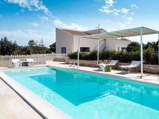 5 bedroom Villa in Capo Negro, Sicily, Italy : ref 5639295
