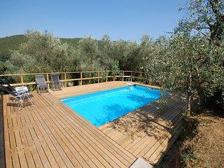 4 bedroom Villa in Sant'Andrea di Compito, Tuscany, Italy : ref 5247688