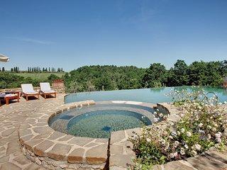 8 bedroom Villa in Strada in Chianti, Tuscany, Italy : ref 5247585