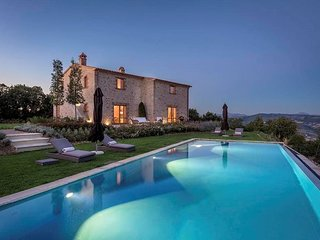 3 bedroom Villa in Antognola, Umbria, Italy : ref 5247524