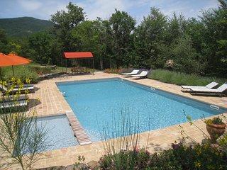 4 bedroom Villa in Lisciano Niccone, Umbria, Italy : ref 5247531