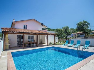 4 bedroom Villa in Strmac, Istria, Croatia : ref 5640078