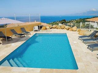 4 bedroom Apartment in Capo Toro, Corsica, France : ref 5552022