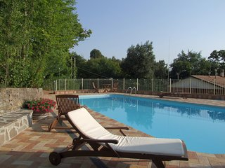 2 bedroom Villa in Sassetta, Tuscany, Italy : ref 5247869