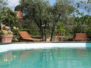 7 bedroom Villa in San Casciano in Val di Pesa, Tuscany, Italy : ref 5311114