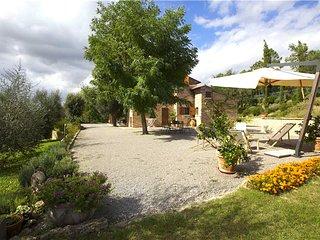4 bedroom Villa in Località Poggio Olivo, Tuscany, Italy : ref 5247793