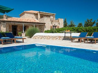 4 bedroom Villa in Korithi, Ionian Islands, Greece : ref 5248734