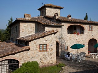 2 bedroom Apartment in Taviano, Tuscany, Italy : ref 5247604