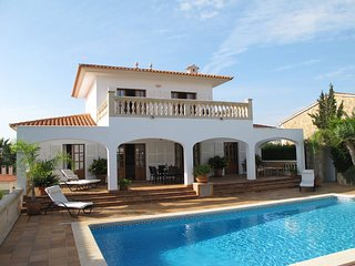 2 bedroom Villa in Cala Murada, Balearic Islands, Spain : ref 5441243
