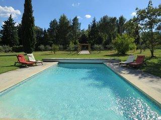 5 bedroom Villa in Saint-Rémy-de-Provence, Provence-Alpes-Côte d'Azur, France :