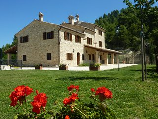 5 bedroom Villa in Croce Rossa, The Marches, Italy : ref 5247953