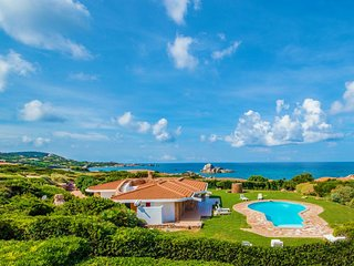 3 bedroom Villa in Portobello di Gallura, Sardinia, Italy : ref 5248067