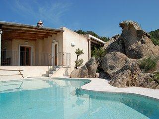 5 bedroom Villa in Baja Sardinia, Sardinia, Italy : ref 5248019