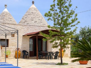 Trullo apartments with pool Martina Franca Puglia