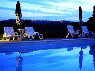 6 bedroom Villa in Castelluccio, Tuscany, Italy : ref 5247837