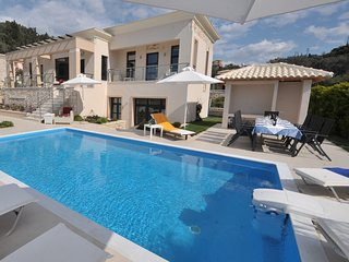 6 bedroom Villa in Syvota, Epirus, Greece : ref 5248741