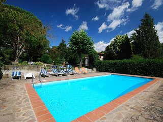 4 bedroom Villa in Ambra, Tuscany, Italy : ref 5247572