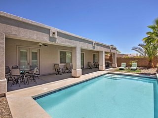 NEW! Spacious Maricopa Home w/Pool & 2 Adult Bikes