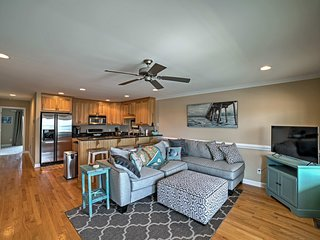 NEW! Kure Beach Condo w/Decks - Walk to the Beach!