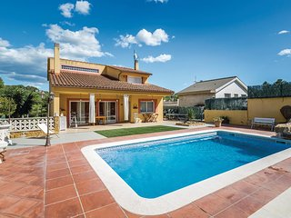 4 bedroom Villa in Canyelles, Catalonia, Spain : ref 5538589