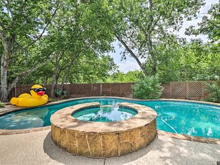 NEW! Charming Austin Home - Private Pool, Hot Tub!