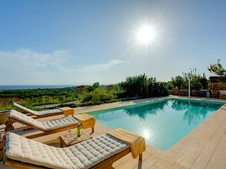 3 bedroom Villa in Mousata, Ionian Islands, Greece : ref 5248679